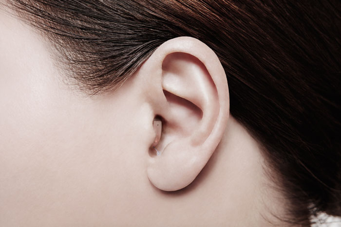 CIC-MICRO in ear