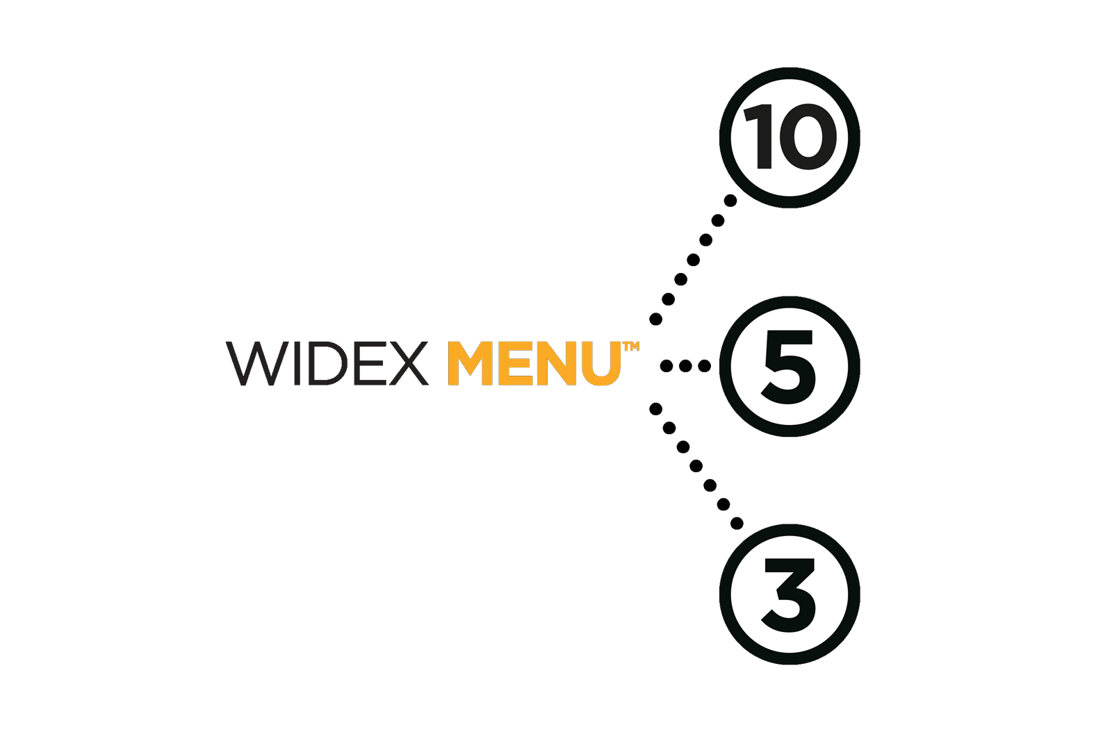 Widex MENU - the flexible choice